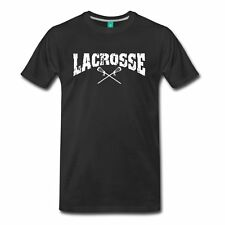 lacrosse22dark Men's T-Shirt by Spreadshirt™