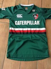 Leicester Tigers age 12 rugby shirt