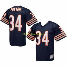 WALTER PAYTON Chicago BEARS Home MITCHELL & NESS Throwback PREMIER Jersey S-2XL