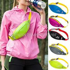 Outdoor Sport Cycling Pouch Running Hiking Waist Chest Pack Bum Belt Bag Wallet