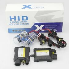 HID Xenon Kit Driving Lights Conversion Car Ballast 35W Bulbs H1 H4 H7 6000K 12V