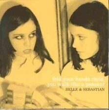 Fold Your Hands Child - Belle & Sebastian New & Sealed LP Free Shipping