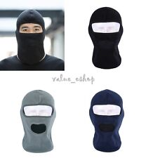 Full Face Ski Mask Motorcycle Running Cycling Hiking Balaclava for Cold Weather
