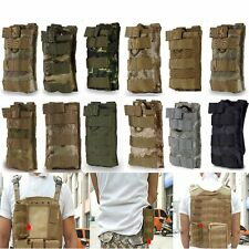 Tactical Military Hunting Molle Magazine Pouch Single Top Mag Bag For M4/M16