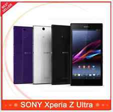 """Unlocked Sony Xperia Z Ultra XL39H C6833 Original Android 3G&4G 6.4"""" 8MP"""