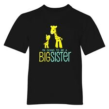 I'm Going To Be A Big Sister Youth T-shirt By Customon