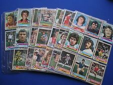 Topps - Footballers 1977 - Gum Cards * Choose The One's You Need * 201 - 330