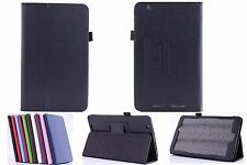 """PU Leather Stand Case Cover Protector Skin F ACER ICONIA ONE 8 B1-810 8"""" TABLET"""