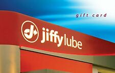 $25   $50   $100 Jiffy Lube Gift card