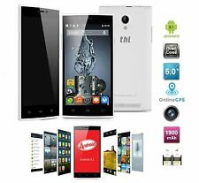 Unlocked THL T6C 5'' Android 5.1 Quad Core Dual SIM Mobile 3G Smartphone 8GB GPS