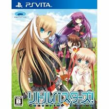 Used PS Vita Little Busters! Converted Edition Japan Import
