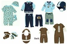 NWT Gymboree  Brand New Baby Football  3-6, 6-12 months