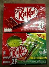 NESTLE 48 X 17g KIT KAT WAFER MILK CHOCOLATE SNACK COCOA PLAN MATCHA GREEN TEA