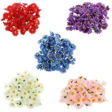 Chiffon Flower DIY Accessories Craft Sewing Appliques Made Hairband Headdress