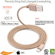 Newest For Apple iPhone iPod High Speed Charge & Sync MFi Lightning to USB Cable