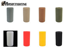 Hunting Airsoft Tactical Military  Hook Tape 11cm x 1m Black/Red/White/OD A