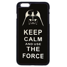 Star Wars Darth Vader KEEP CALM USE For Apple iPhone iPod & Samsung Galaxy Case
