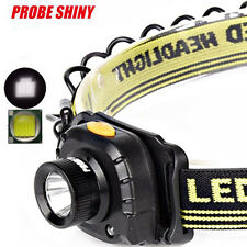 3000LM XM-L XPE LED Headlamp Headlight AAA Flashlight Head Light Lamp Waterproof