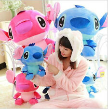 Hot Kids Stitch Plush Toy Lilo and Stich Soft Stuffed Doll Disney Figure Gift
