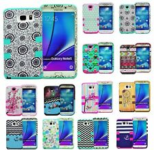 Stylish Hard Silicone Hybrid Phone Protector Cover Case For Apple iPhone 5C
