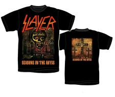 SLAYER-SEASONS IN THE ABYSS-THRASH METAL CLASSIC-T-Shirt