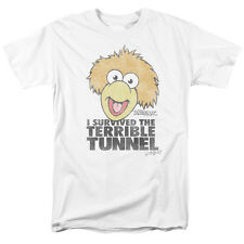 "Fraggle Rock ""Terrible Tunnel"" White T-Shirt or Tank - Adult, Child, Toddler"