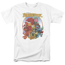 "Fraggle Rock ""Group Hug"" White T-Shirt or Tank - Adult, Child, Toddler"