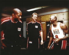 Basketball Magic Johnson, Larry Bird and Michael Jordan Photo Picture