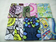 Handmade Purse Accessories Tissue Holder made with Vera Bradley fabric