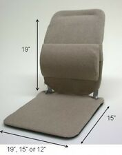 McCarty's Sacro-Ease Car Seat Support and Back Rest Choose size and Color