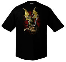 Fantasy Dragon Sword T-shirt