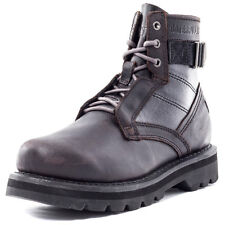 Caterpillar Draven Mens Boots Chocolate New Shoes