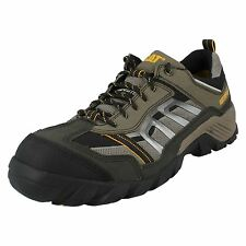 Mens Caterpillar Steel Toe Shoes - Formation S1P CT