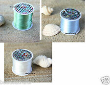 55m Crystal Stretch Floss Elastic String Jewellery 0.25mm thick Cord new
