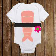 Adorable Halloween Costume Onesie Sushi Roll Funny unisex baby clothes