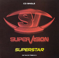 """Superstar [CD5/12""""] [Single] by Supervision (CD, Jun-2001, Capitol/EMI Records)"""