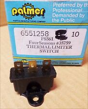 Thermal Limiter Switch-Fuse Palmer 6551258 - 35759 For GM Cars & Trucks 70-78