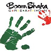 Boom Shaka ~ Creation (CD, 2000, Paras Recordings) Rare Holland Import