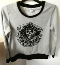 Sons of Anarchy womens windcheater, polyester/cotton, long sleeved