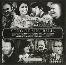 Song of Australia - Buchanan,Colin New & Sealed CD-JEWEL CASE Free Shipping