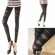 Women Girl Lady Sexy Funky Ripped Bandage Elastic Stretch Stocking Leggings lot