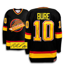 Pavel Bure Vancouver Canucks Signed CCM Jersey With HOF COA T1M Sports