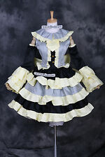 a-338 VOCALOID RIN Kagamine Cosplay costume dress dress Custom-Made costume