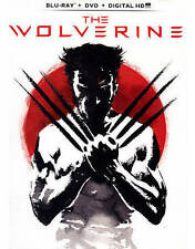 THE WOLVERINE Blu-ray - DVD & Digital Copy NOT INCLUDED Hugh Jackman - PERFECT