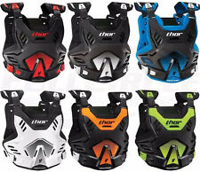 Thor MX Sentinel GP Chest Protector Roost Deflector Shield Adult Offroad ATV MX