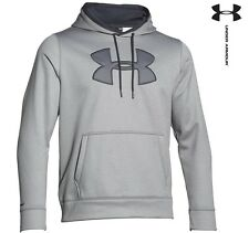 UA Storm Armour® Fleece Big Logo UNDER ARMOUR Training Hoodie 1259632-025