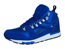 Reebok GL 6000 Mid Mens Mid Top Trainers / Shoes - Blue - M41522