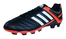 adidas Puntero IX FG J Boys Football Boots / Cleats - Black - B40148