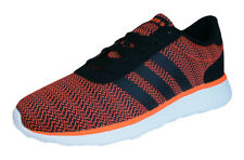 adidas Neo Lite Racer Mens Running Trainers / Gym Fitness Shoes - Orange