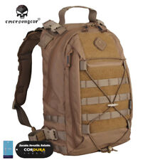 EMERSON Tactical Backpack Shoulder Bag Operator Camping CB CP MultiCam Camo Army